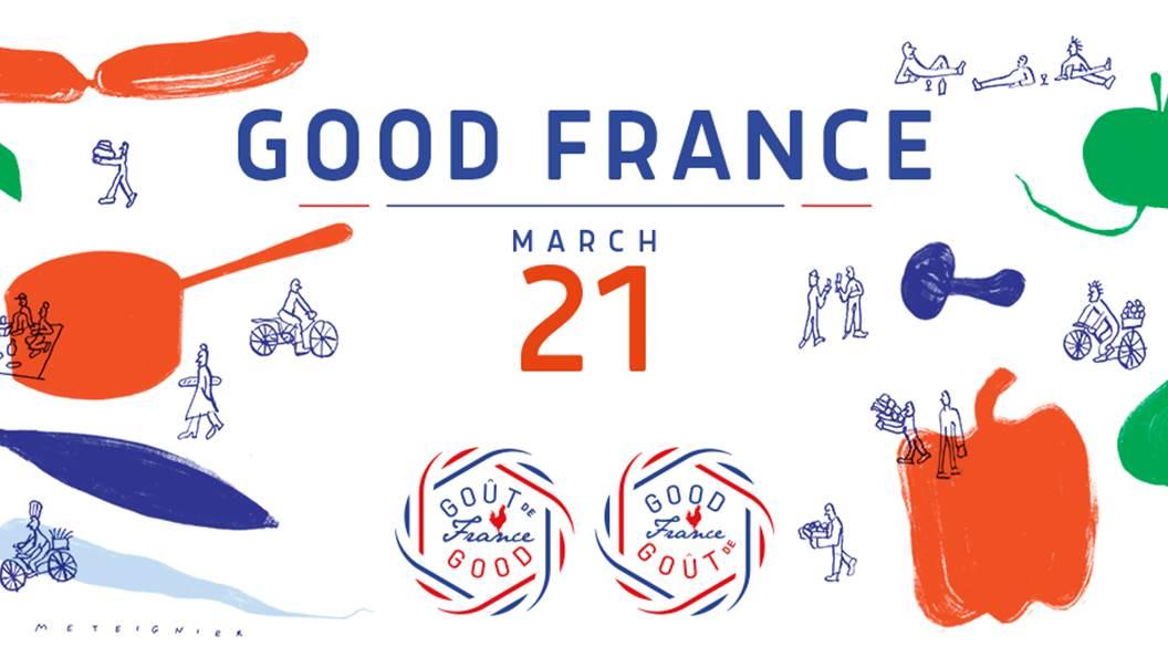 Good France 5 senses restaurant