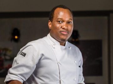 Photo of Five Senses Executive Chef - Kimani
