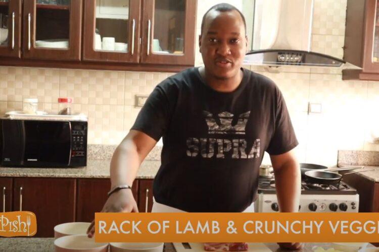 Pishi chef kimani kiarie 5 senses