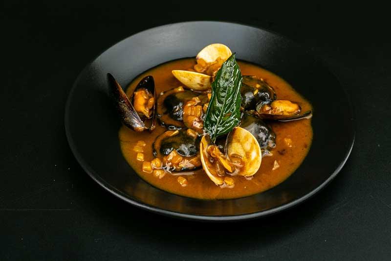 Crab & Ricotta Ravioli